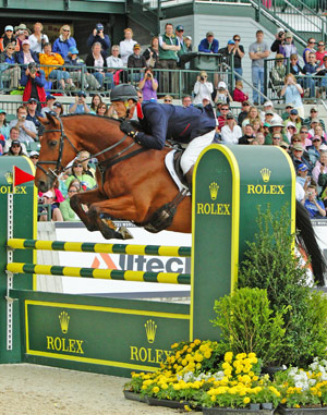 William Fox-Pitt and Cool Mountain RK3DE2010