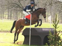 William Fox-Pitt (GB) and Seacookie (9th, Advanced A)