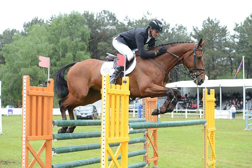 Mark Todd and Grass Valley qualified for the Olympics with their seventh placing.