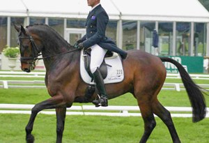 Andrew Hoy and Rutherglen are among the Australian challengers this weekend.