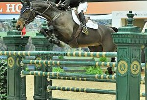 Jessica Springsteen, pictured on Cincinnati La Silla.