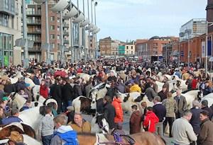 Smithfield market, in 2008.