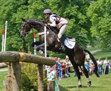 Lucie McNichol (GBR) on Zeus of Rushall