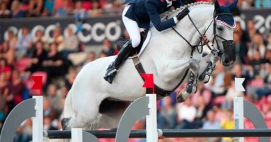 Ben Maher and Cella.