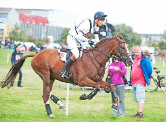 William Fox-Pitt and Chilli Morning. © Paul Harding/Lewis Harding Images