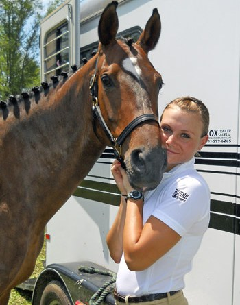 Dagmar Caramello is the new directory of the American Horse Council's Unwanted Horse Coalition.