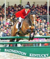Harry Meade (GBR) on Wild Lone