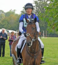 Tina Cook (GBR) and Calvino II