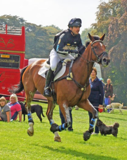 Ben Hobday (GBR) and It's Just Jazz.