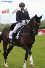 Sam Griffiths (AUS) and Favorit Z