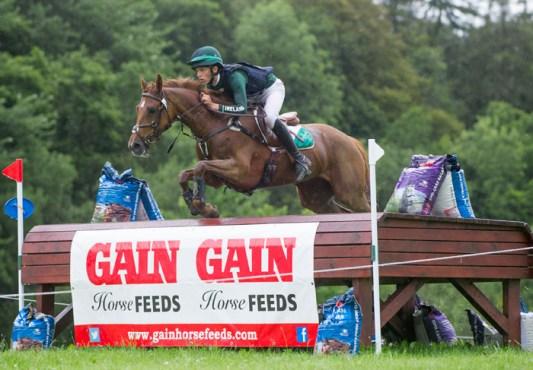 Cathal Daniels and Rioghan Rua