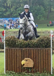 Caroline Powell (NZL) on Stellor Seaurchin