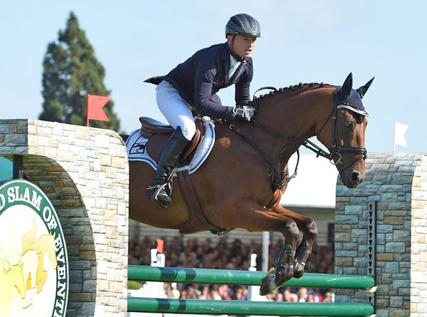 Burghley winner and FEI Classics runner-up, Michael Jung and La Biosthetique Sam.