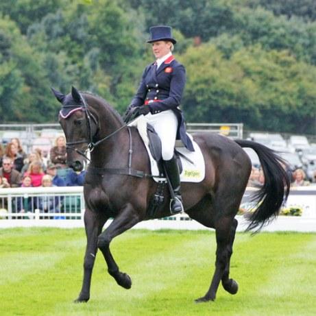 17th=: Nicola Wilson (GBR) and Annie Clover