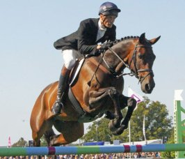 10th: William Fox-Pitt (GBR) and Fernhill Pimms
