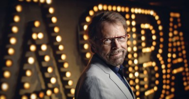 ABBA's Björn Ulvaeus. The band's original costumes will be on show at Aachen's Opening Ceremony.