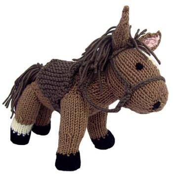 Hattie the Horse.