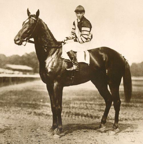 Man o' War in 1920.