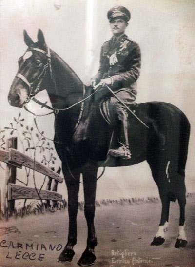 "In 1932, ""well-organized cavalry schools"" still trained officers who were becoming military anachronisms but were dominating international equestrian competition."