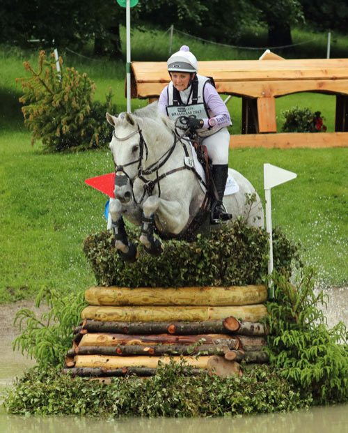 2nd: Gemma Tattersall and Quicklook V.