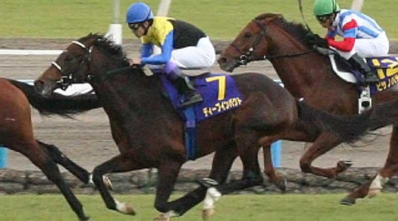 Racing in Japan. Photo: Goki CC BY-SA 3.0 via Wikimedia Commons