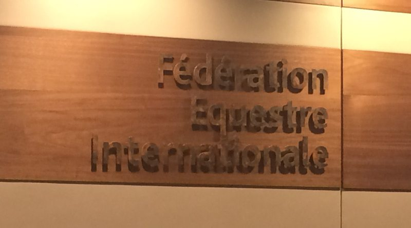 FEI makes Emergency Board Resolutions relating to equine herpes virus (EHV-1).