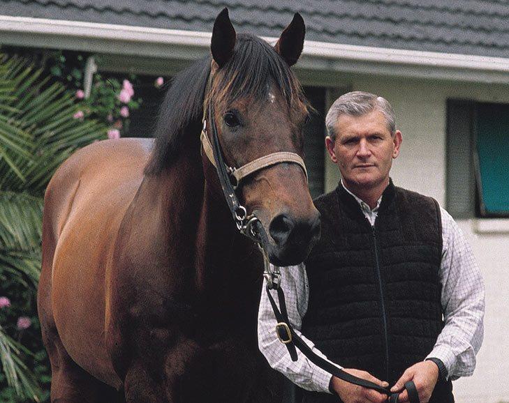 Patrick Hogan and Sir Tristram.