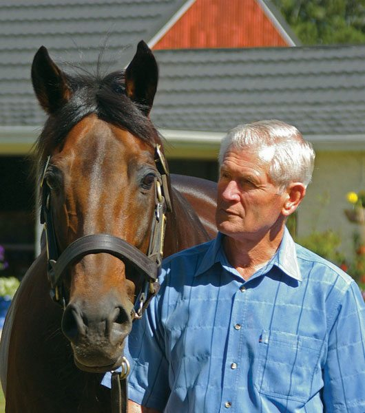 Patrick Hogan and Zabeel.