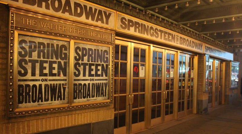 Tickets to Springsteen on Broadway are up for auction on Friday night to raise funds for US teams at the 2018 FEI World Equestrian Games.