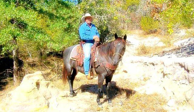 Farrier Trevor Lent has rebuilt his life after sustaining a career-ending injury on the job.