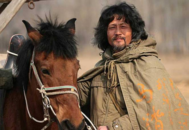 Jing Li has ridden thousands of kilometres across some of the world's most remote terrain. Photos: Longridersguild.com