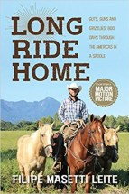 Filipe Leite's book, Long Ride Home