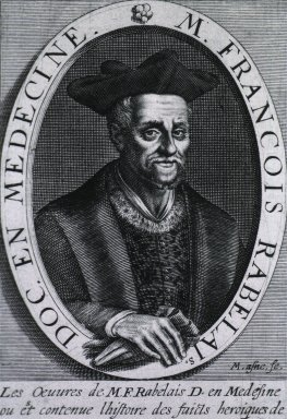 Francois Rabelais.