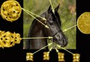 It's golden horse bling – and it dates back more than 2200 years