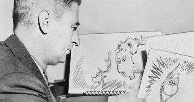 Dr Seuss's unreleased horse manuscript to be published