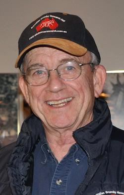 Animal Health Foundation founder Don Walsh.