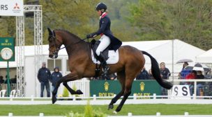 Izzy Taylor (GBR) and Springpower.