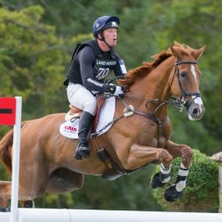 Oliver Townend and Armada at Burghley. © Trevor Holt/www.kingfishermediaservices.co.uk