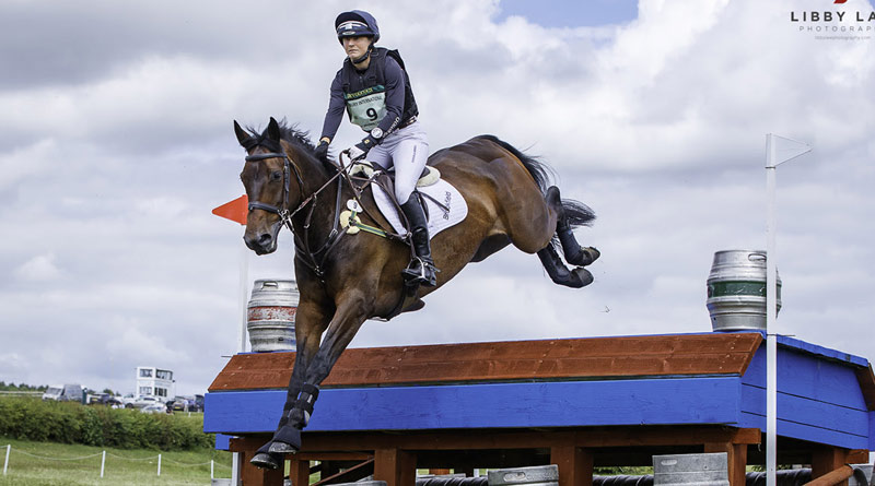 Piggy French and Brookfield Quality won the 3* section A at Barbury at the weekend.