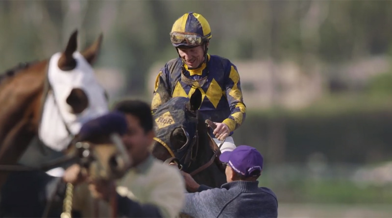 "Still from ""From Yesterday to Today: A Celebration of The Jockey Club's 125th Anniversary""."