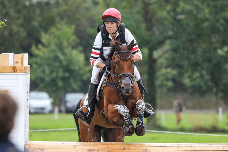 Lucy Jackson and Superstition won the CCI4*-S Event Riders Masters leg in Millstreet at the weekend.