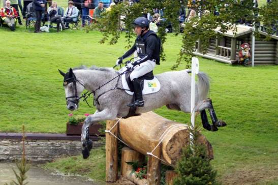 Oliver Townend and Ballaghmor Class.