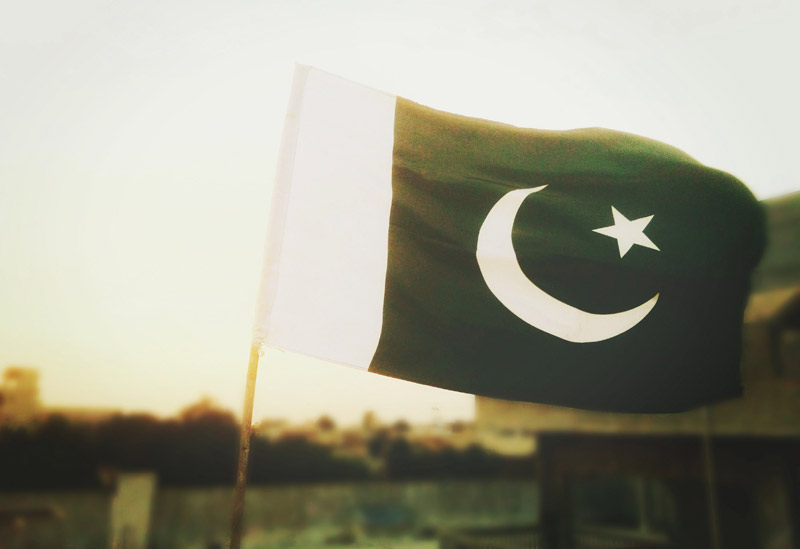 Azad Kashmir, the mount of Pakistan's Usman Khan, has died.