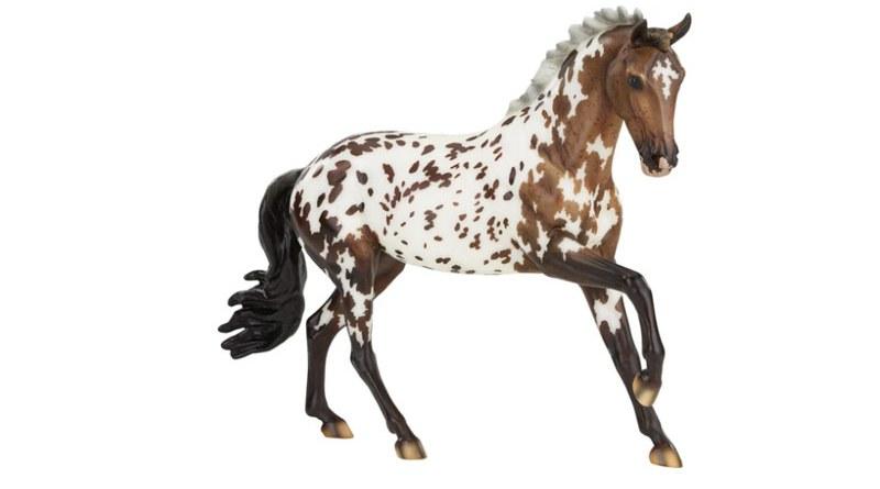 2021 BreyerFest Celebration Horse Danash's Northern Tempest.