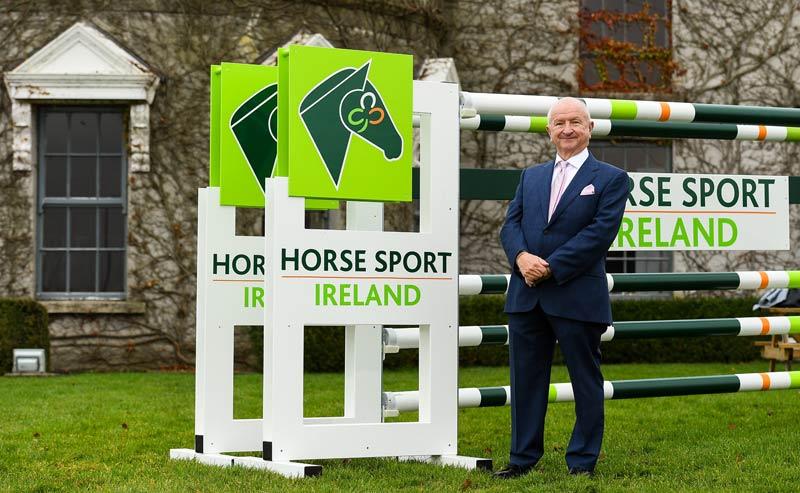 Horse Sport Ireland interim CEO Joe Reynolds.