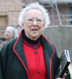 Sarah Whitmore (1931-2021).