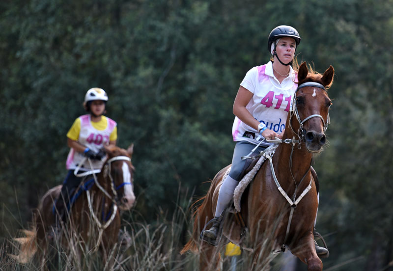 San Rossore in Italy hosts this year's FEI Endurance World Championships on May 22.