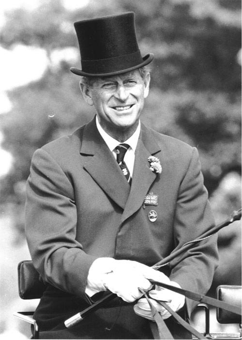 Prince Philip, Duke of Edinburgh (10 June 1921-9 April 2021).