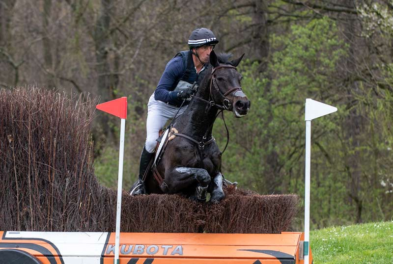 Tim Price and Vitali won the CCI4*-L at the Strzegom Spring Open in Poland at the weekend.