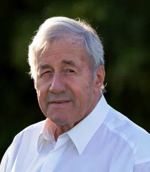 Professor William 'Twink' Allen, who has died at the age of 80.